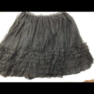 Eloquii Black Skirt Size 20